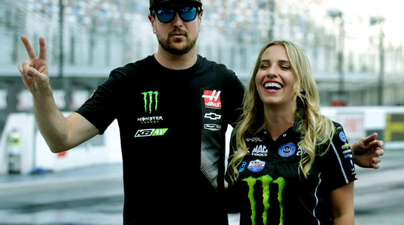 Is Brittany Force Married Her Bio Age Husband Family Net