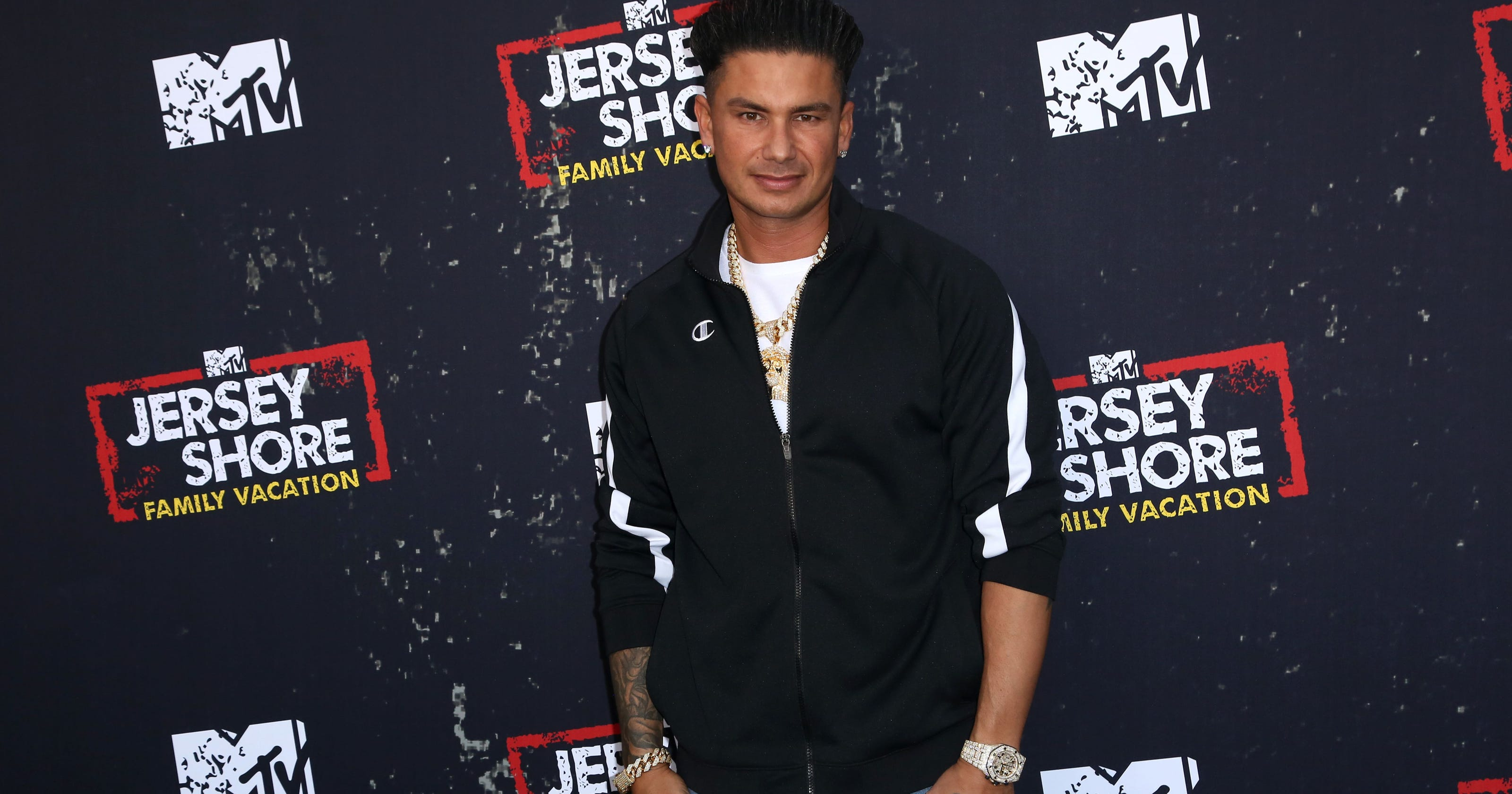 Married pauly d Jersey Shore's