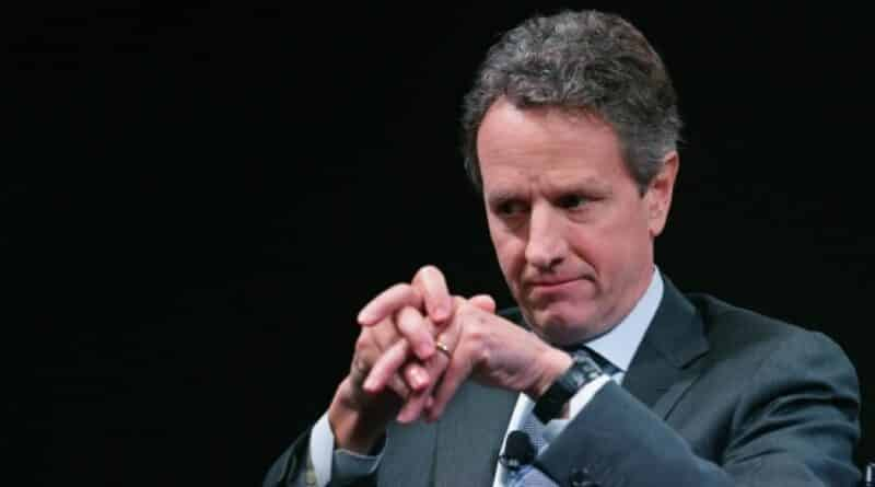 Is Timothy Geithner Married