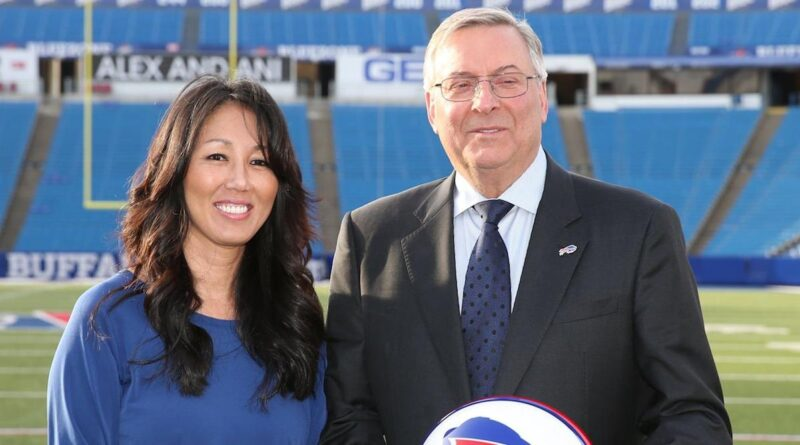 Is Terry Pegula Married?